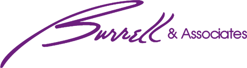 Burrell_logo-white-subtitle